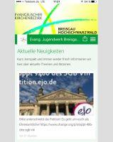 Bild 0 für Unsere App für´s Jugendwerk ist online!